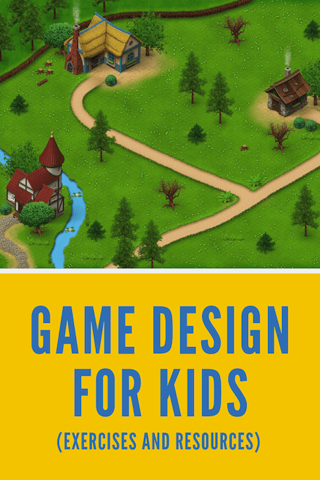 Game Design for Kids