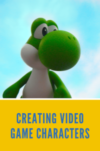 Designing Memorable Video Game Characters